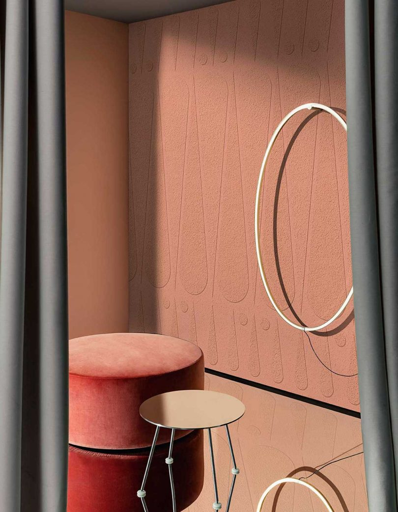 Serena Confalonieri Launches New Modern Wallpaper with Wall&decò