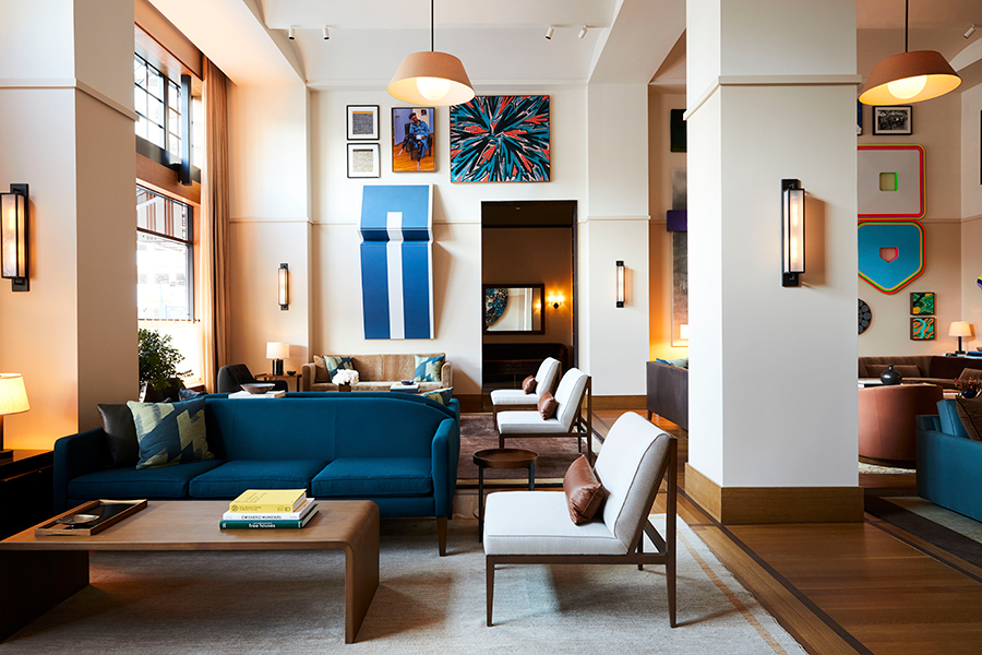Luxury Watch Brand's Shinola Hotel Makes Waves in Detroit