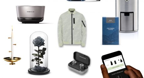 10 Last Second Design + Tech Valentine's Day Gift Ideas