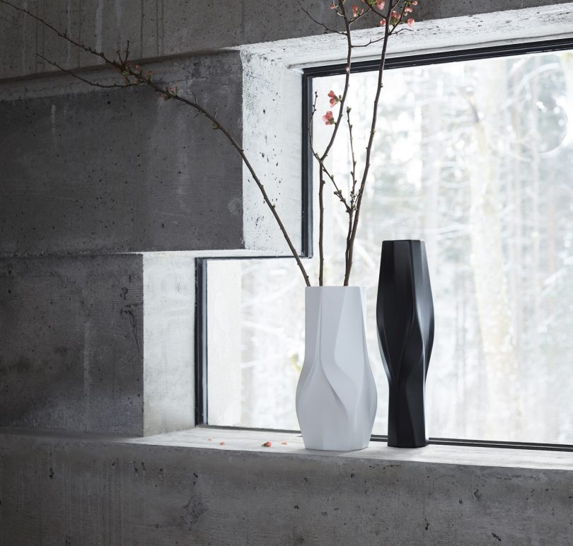Zaha Hadid Design Releases New Porcelain Collections for Rosenthal