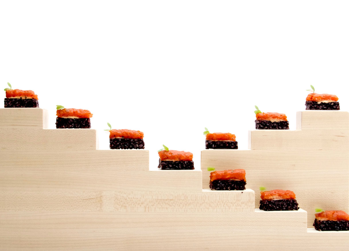 Pinch Food Design Reimagines the Spicy Tuna Roll