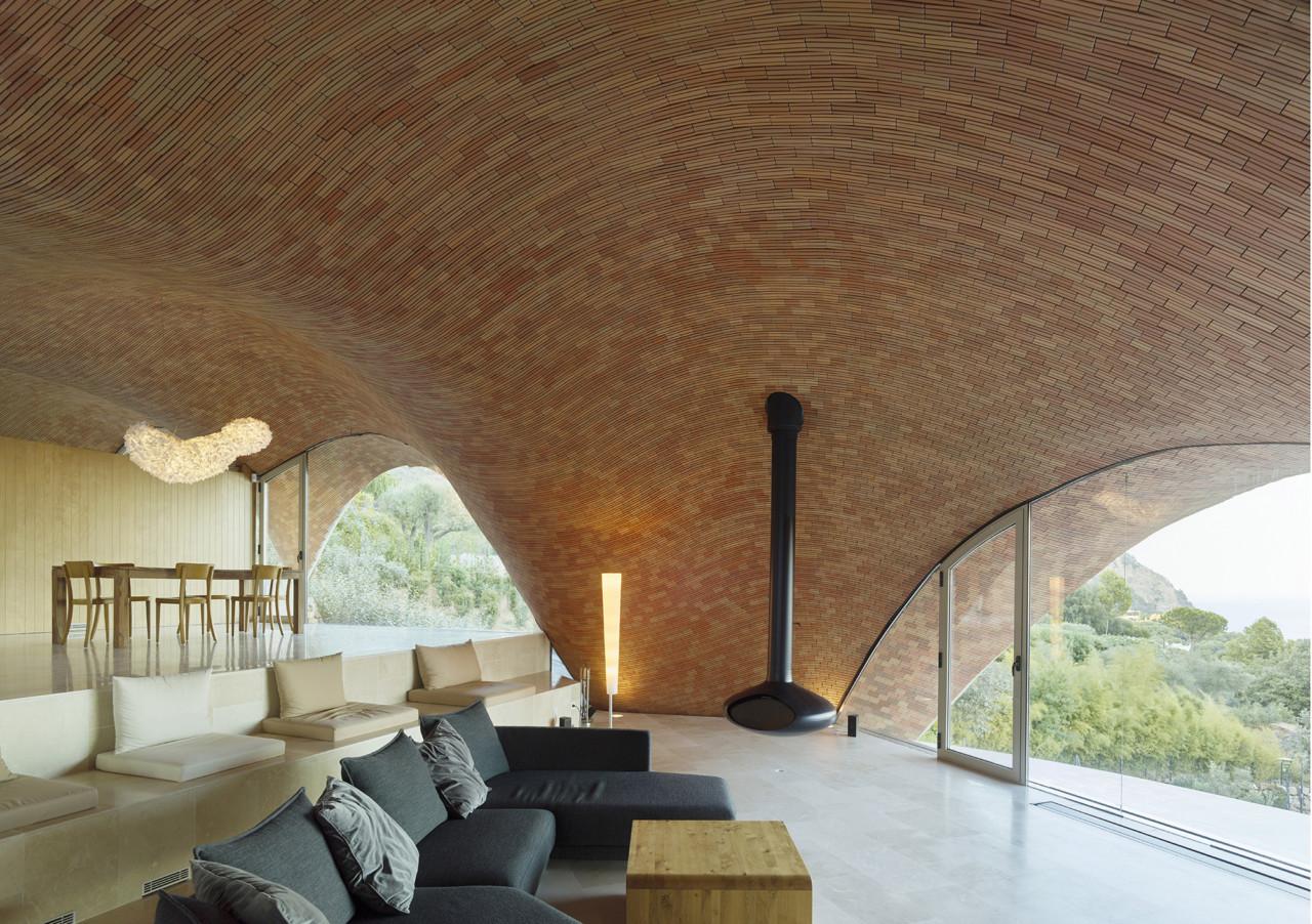 Stgilat Aiguablava Villa Experimental Fiberglass Case Study Architecture