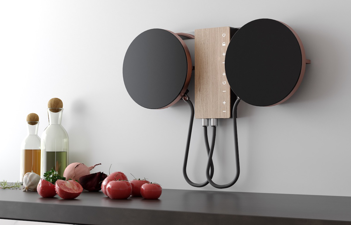 The Future of Cooking as Envisioned by Adriano Design for FABITA