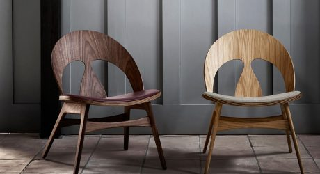 Børge Mogensenu0027s Contour Chair From 1949 Is Added To Carl Hansen U0026 Sonu0027s  Collection