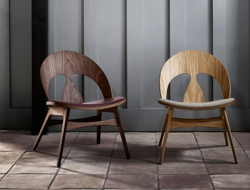 Børge Mogensen's Contour Chair from 1949 Is Added to Carl Hansen & Son's Collection