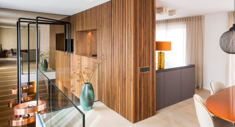 A Modern Maisonette Apartment in the Heart of Munich