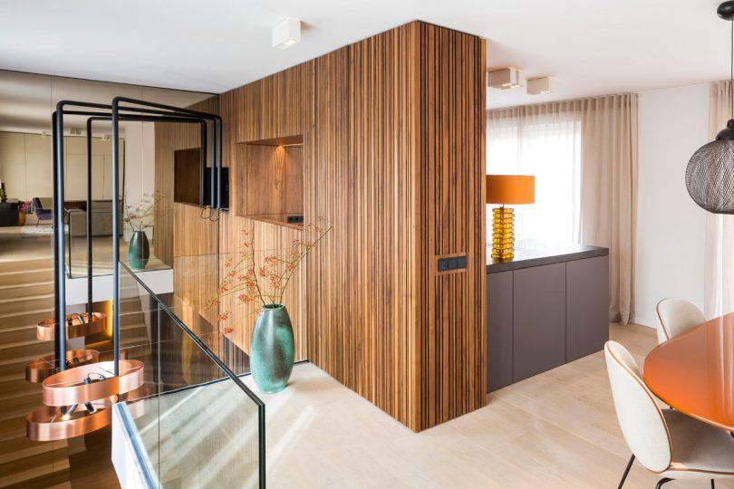 A Modern Maisonette Apartment in the Heart of Munich