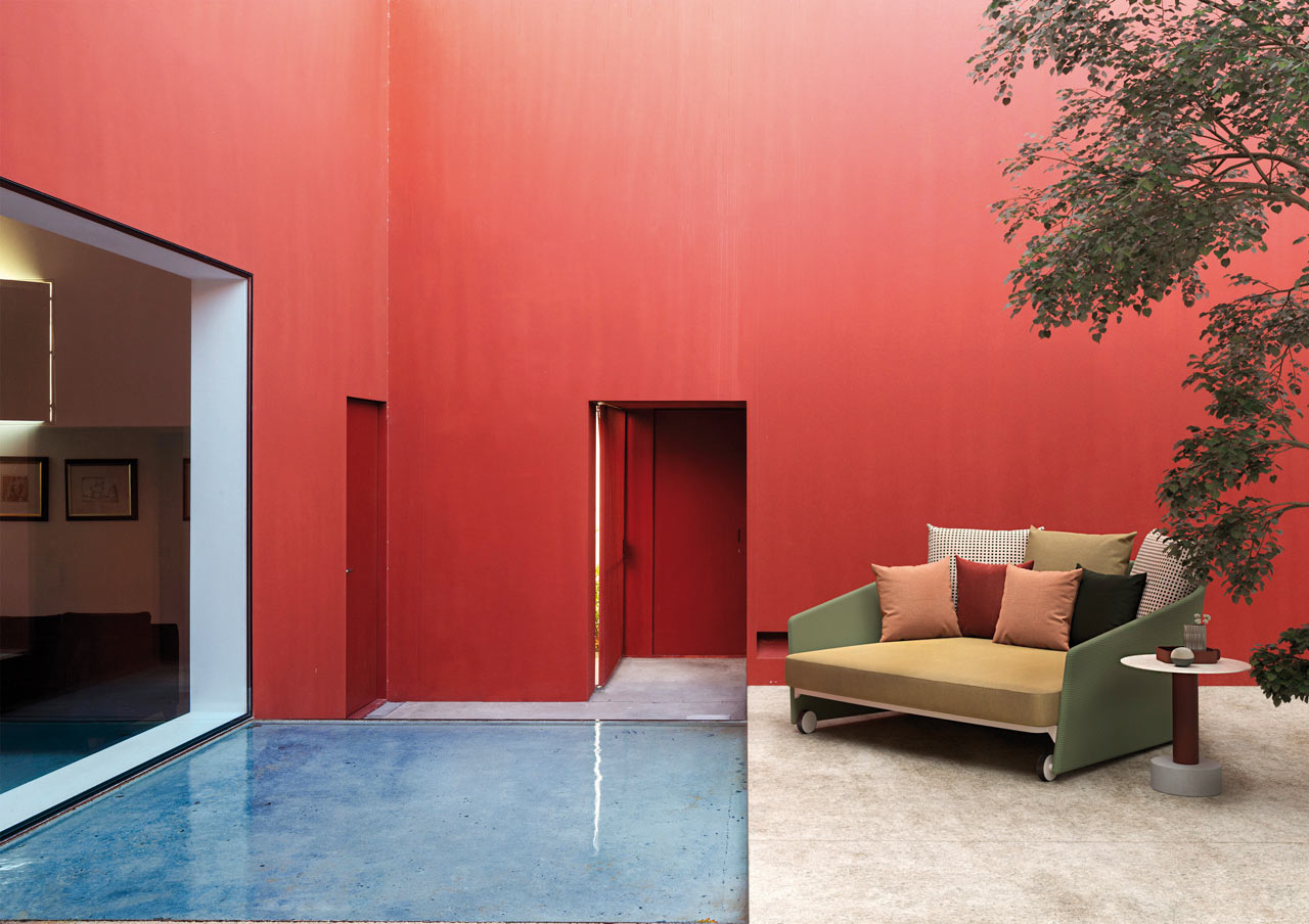 Kettal Launches the Bitta Lounge Collection by Rodolfo Dordoni