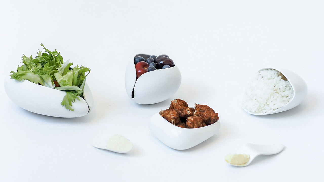 The New Normal: Changing Perceptions of Portion Size Through Tableware Design