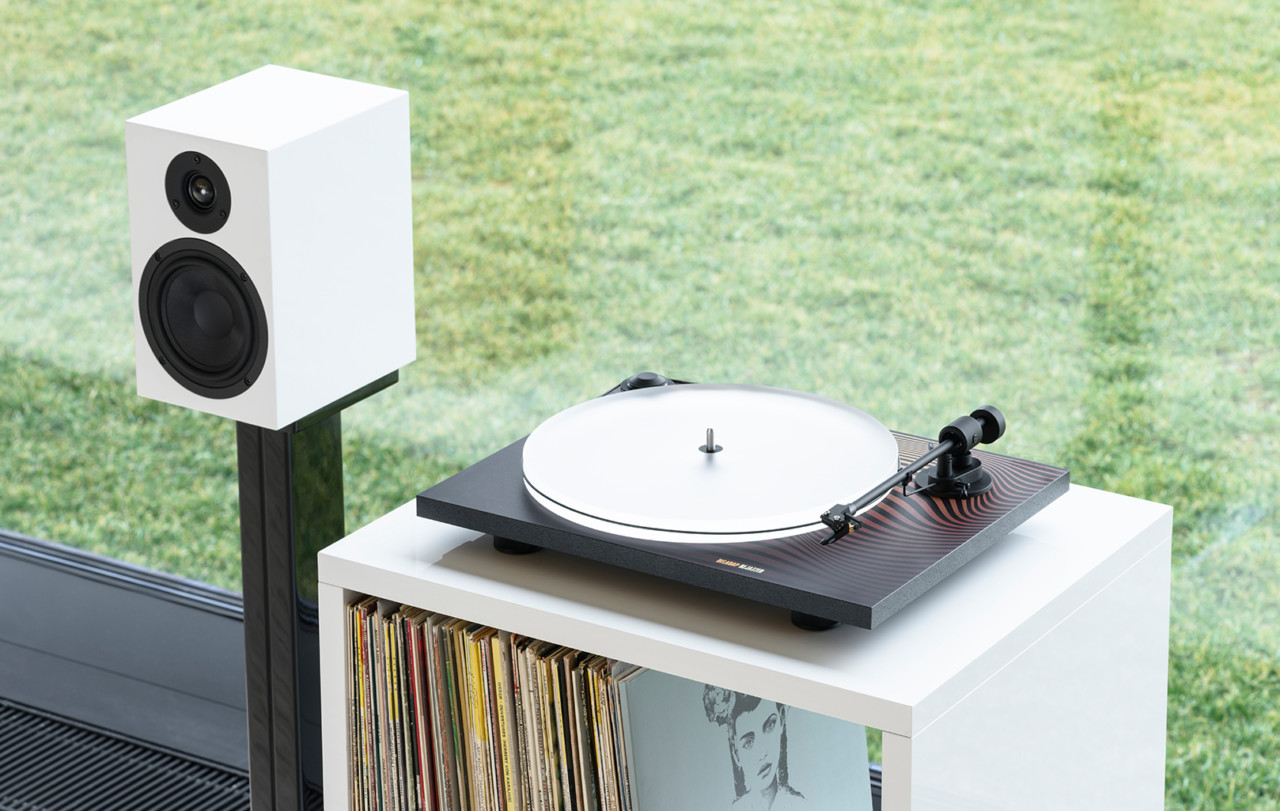 Pro-Ject Audio Artist Collection Puts a Spin on Turntable Art