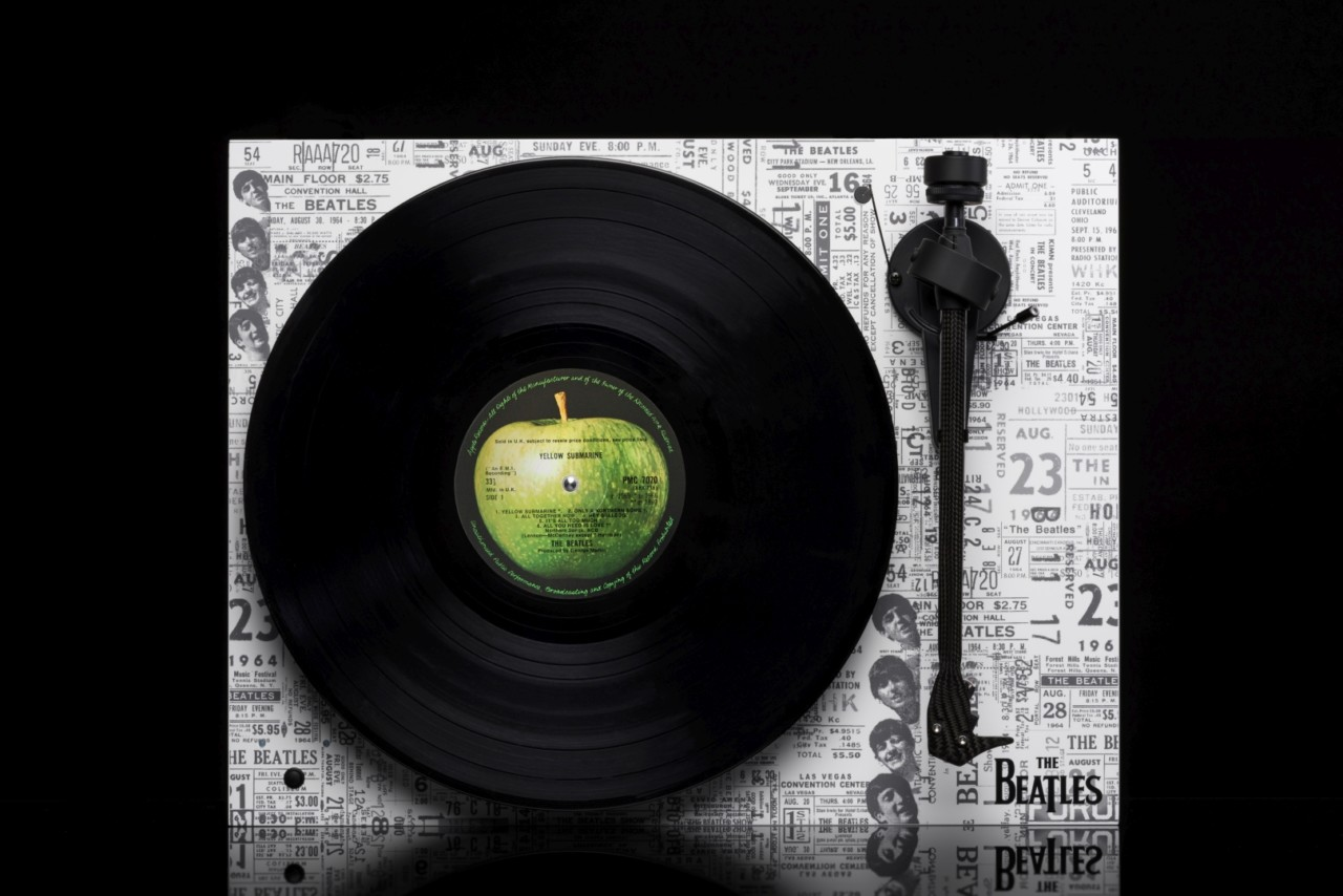 """backReturn to """"Pro-Ject Audio Artist Collection Puts a Spin on Turntable Art"""""""