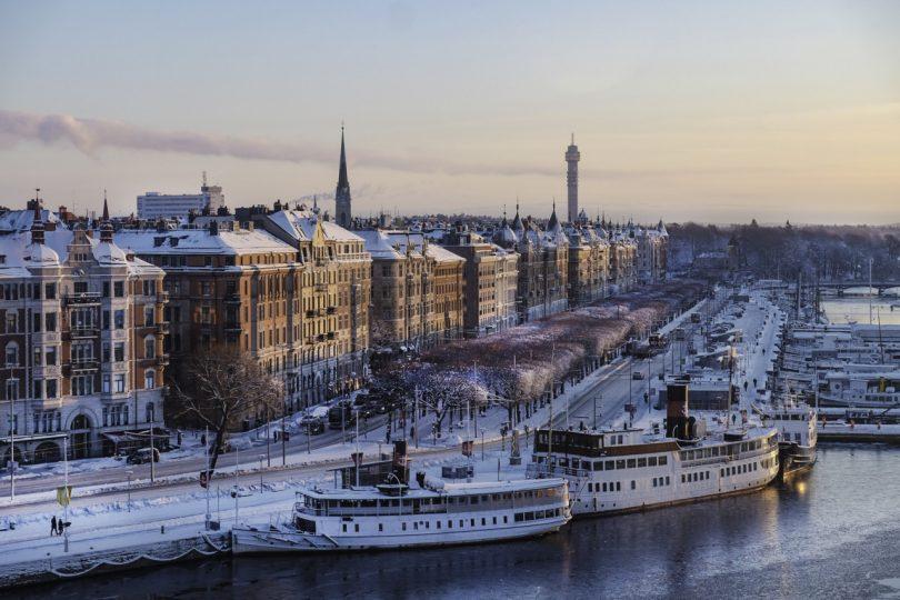 Design Milk Travels to… Stockholm