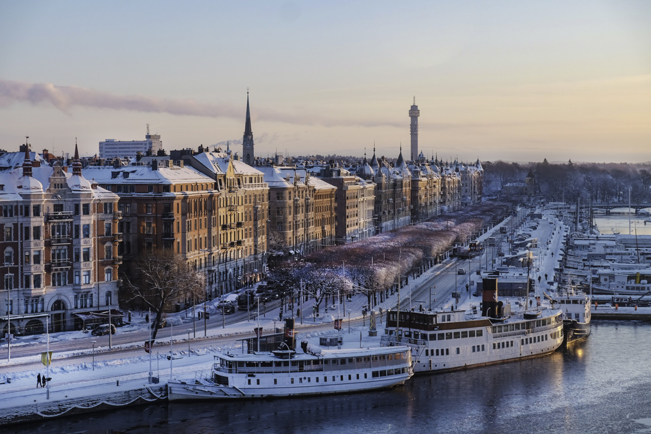 Design Milk Travels to… Stockholm