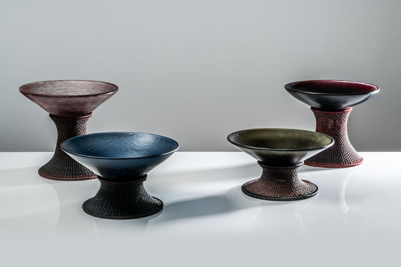 Venini's Latest Artist Collection Is UNITY by Marc Thorpe