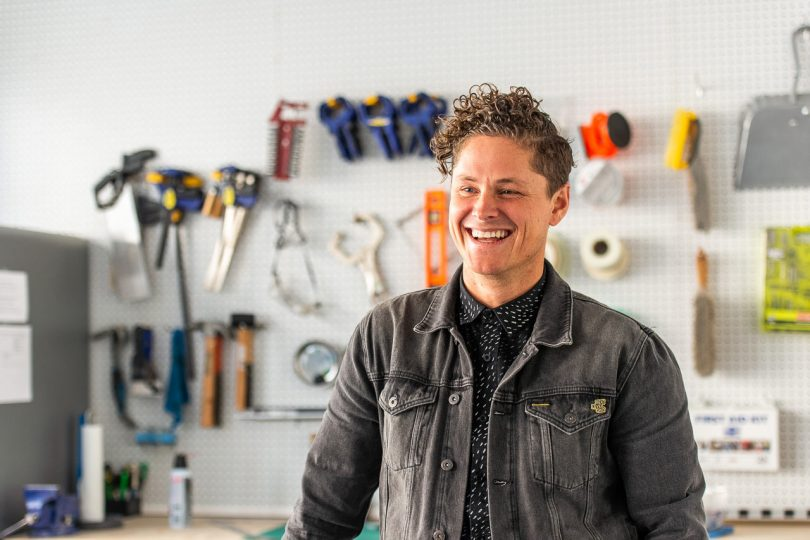 Where I Work: Beau Oyler of Enlisted Design