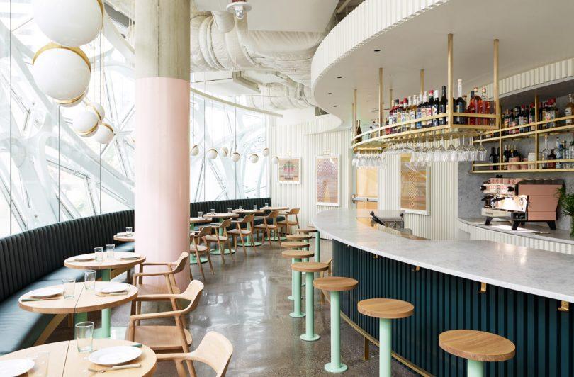 Willmott?s Ghost Restaurant Opens in Domed Amazon Spheres in Seattle