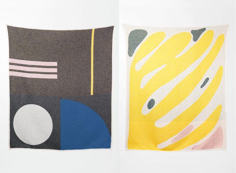 ZigZagZurich Releases New 2019 Artist Cotton Blankets