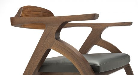 Joseph Chun's Furniture Reflects His Life's Journey