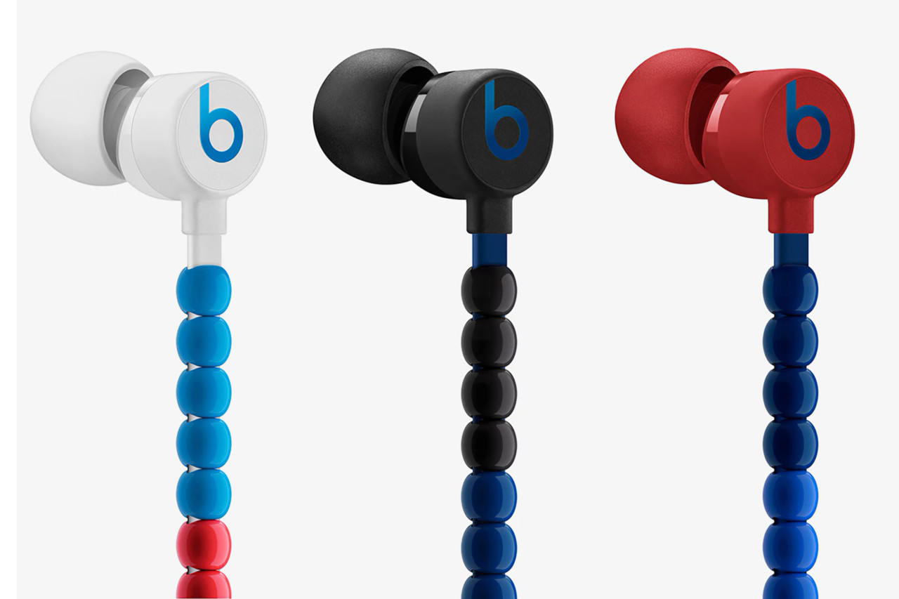 sacai Injects Playful Color to Beats by Dre BeatsX Headphones