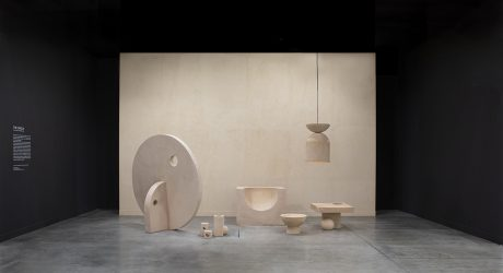 The Circle: An Installation by Elisa Ossino for Officine Saffi