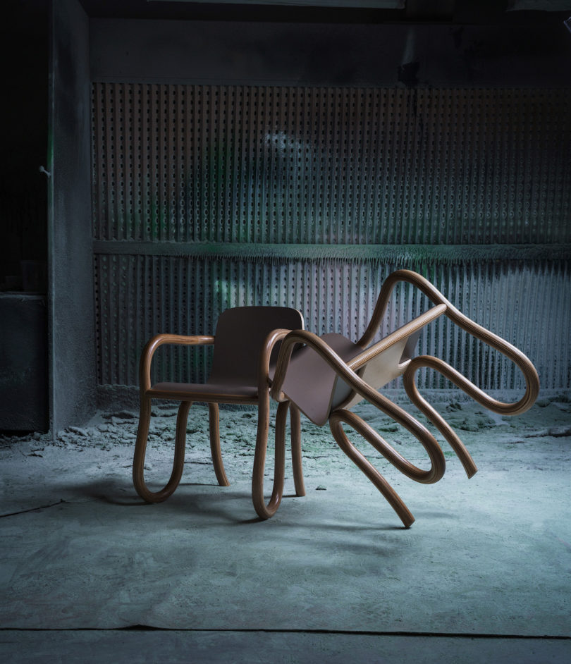 Kolho: A Story of Serpents, Serendipity + Creative Alchemy with a Surface that Mimics the Moon
