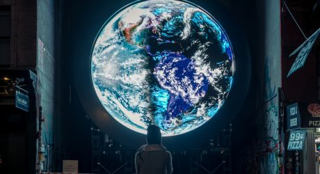 The blu Marble Livestreamed a Heavenly Perspective of Earth From Space