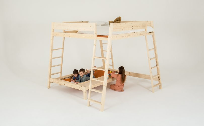 Multifunctional Altezza Will Grow and Adapt with Your Child