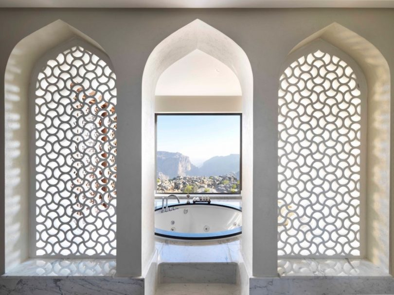 Anantara Jabal Akhdar Is the Pinnacle of Modern Luxury in Oman