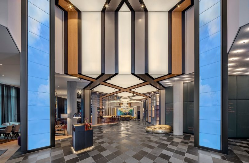 Germany's First Andaz Hotel Replicates Diamonds in the