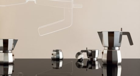 David Chipperfield's Refined Redesign of an Italian Modern Classic for Alessi