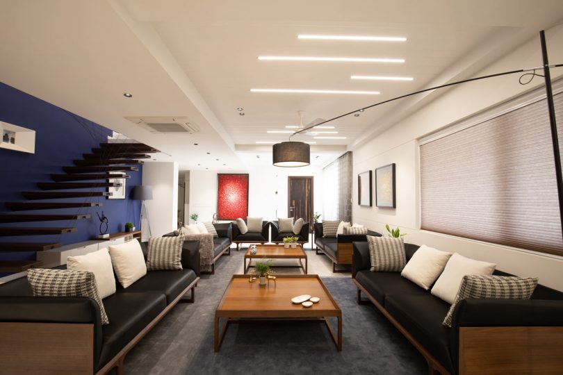 An Expansive Penthouse That Spans 18,000-Square-Feet in Ghaziabad