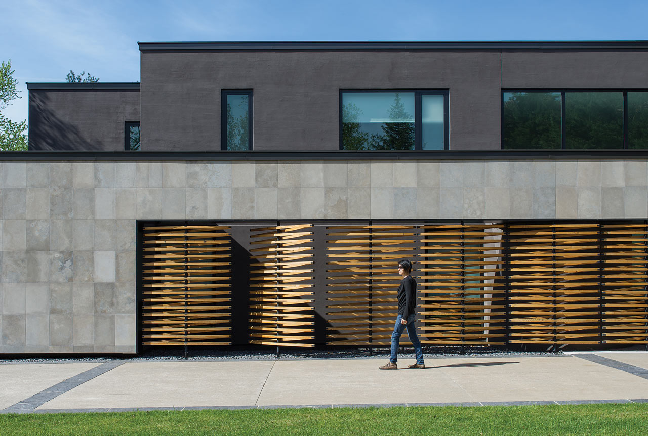 Toronto's Echo House Marries Asian and Canadian Influences