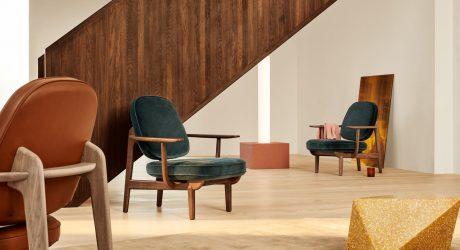 Fritz Hansen Unveils Latest Collaboration with Jaime Hayon: Lounge Chair JH97