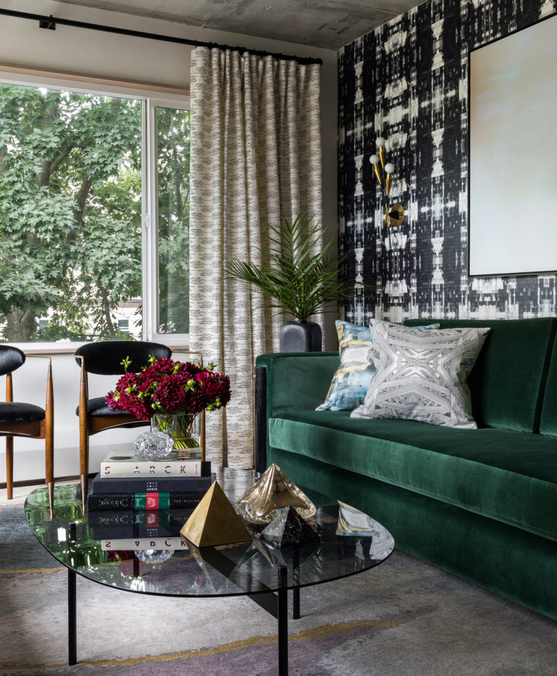 A Seattle Condo Filled with Bold Patterned Textiles