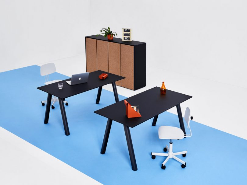 Manerba Releases the Modular Apollo Office System