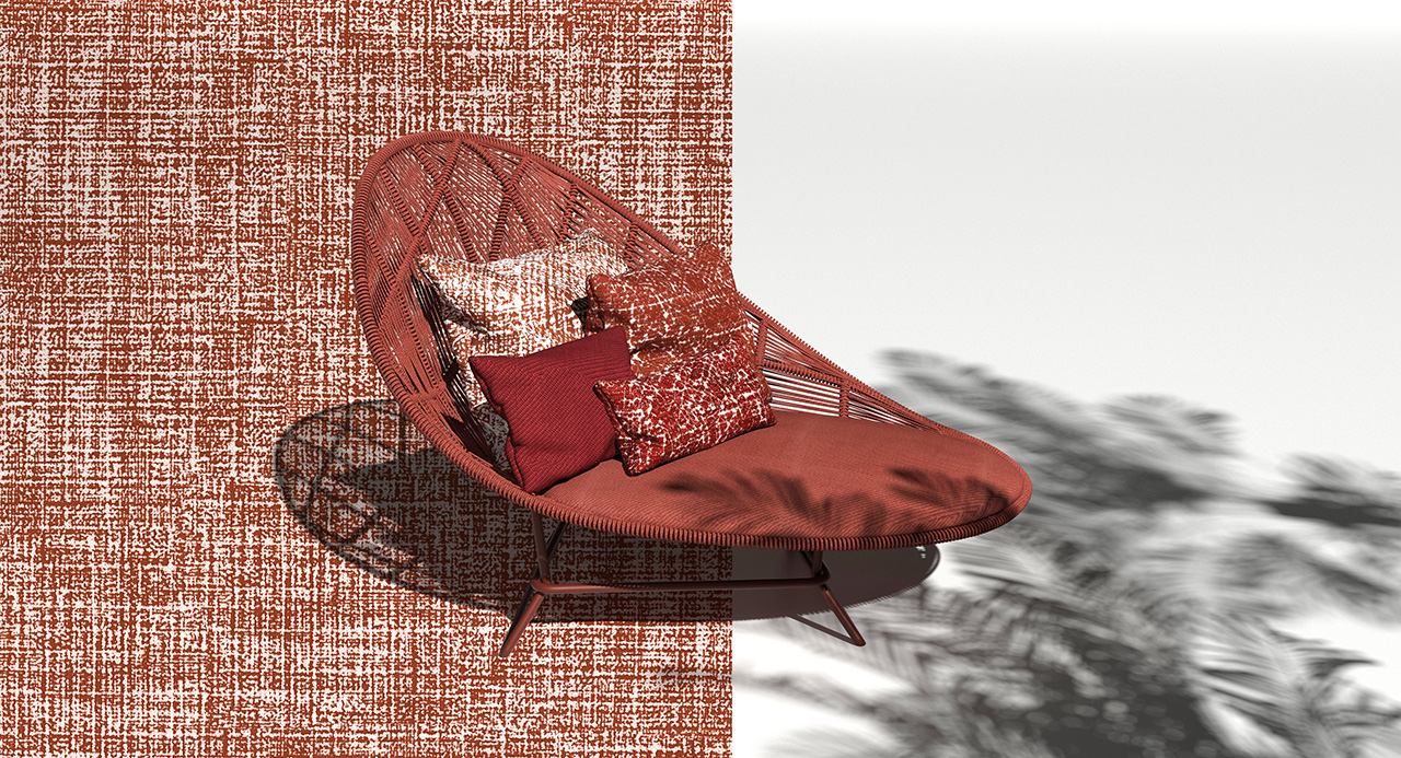 Ludovica + Roberto Palomba Design Talenti's Latest Outdoor Collection