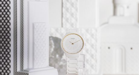 Rado Watches Collaborates with Designer Inma Bermudez