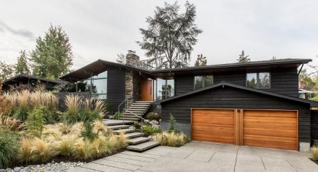 SHED Restores a 1959 Ranch House in Seattle