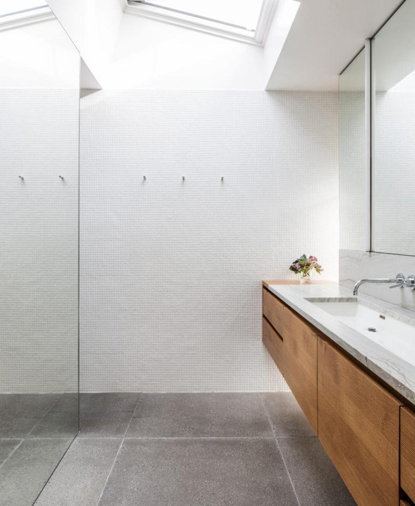bathroom closeup