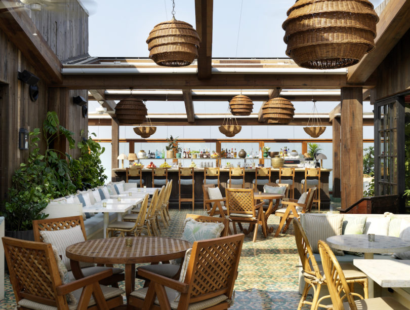 Soho House Mumbai Adapts Their Design Language To The Beverly Hills Of Bollywood