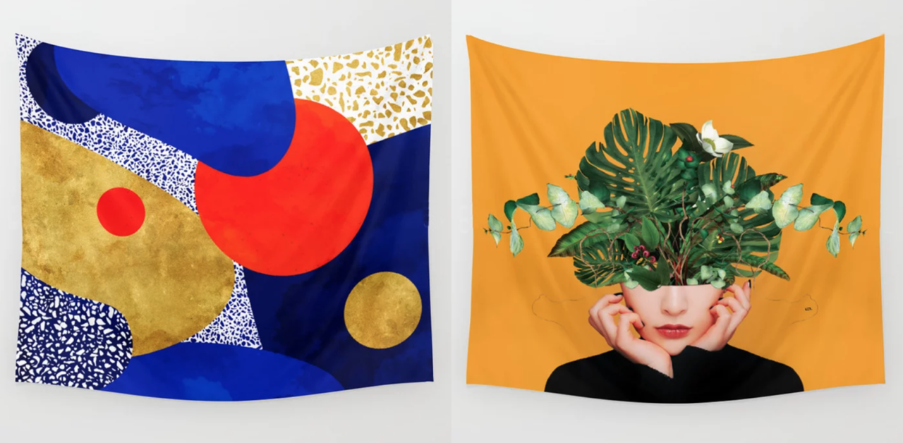 Tap Into Society6's Tapestry Collection