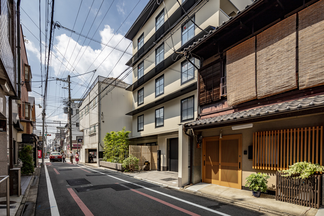 "Enso Ango: A ""Dispersed Hotel"" of Five Buildings That Gets You to Walk Through Kyoto"