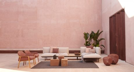 Tribù Releases the Modular Senja Sofa Collection by Studio Segers