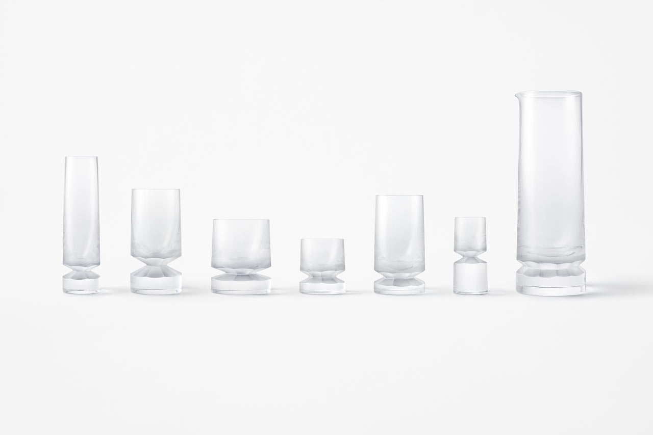 These Nendo Glasses Might Have Been Made by Beavers