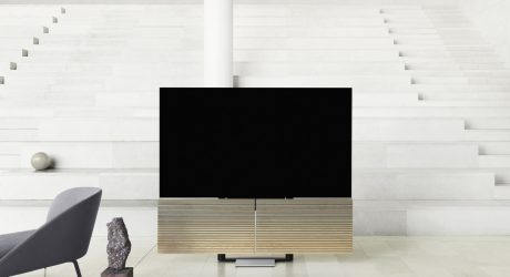 Bang & Olufsen Unveils the Beovision Harmony in Milan