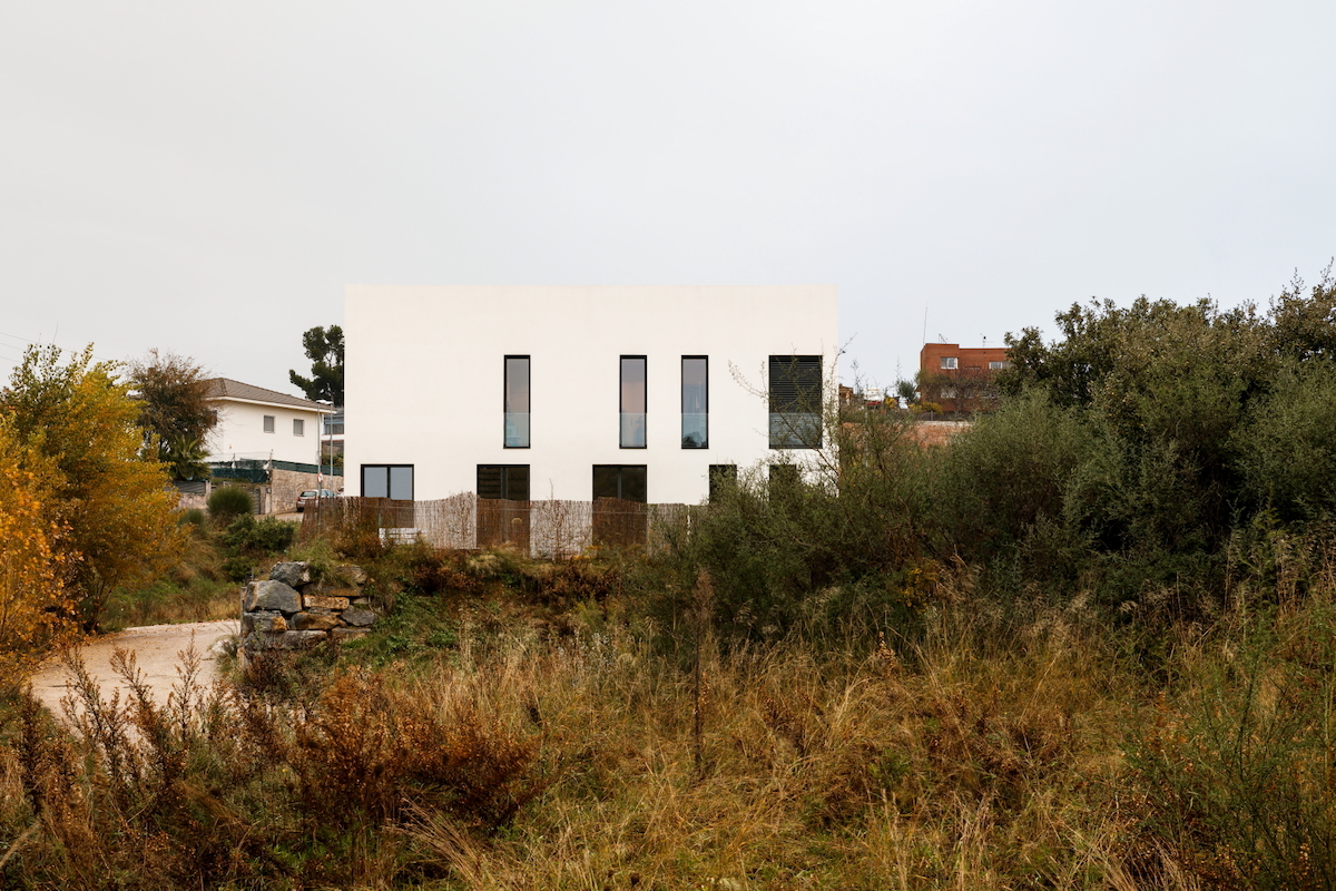 Elvira&Marcos House by Pepe Gascón Arquitectura