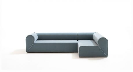 Heartbreaker Sofa by Johannes Torpe