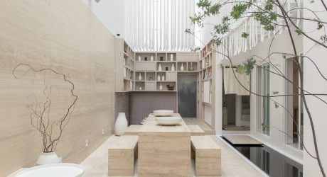 The Ryo Kan Boutique Hotel in Mexico City by GLVDK