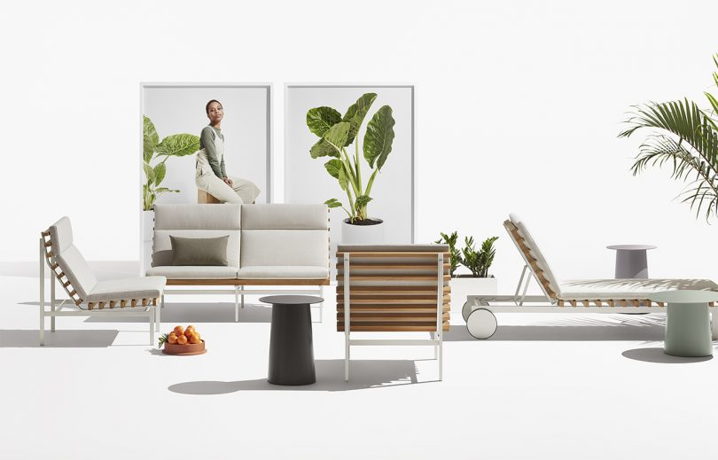 The Perch Outdoor Collection Is a Classic in the Making