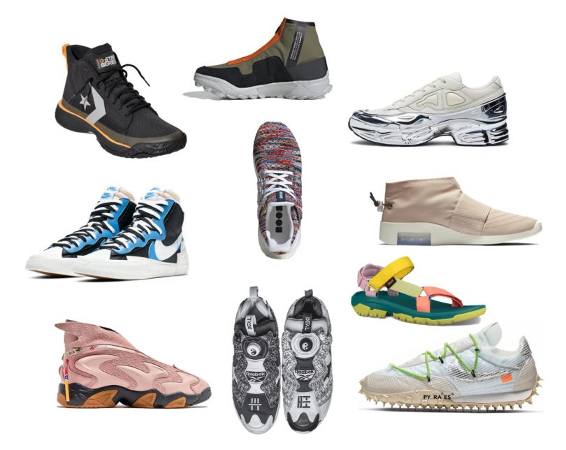 It Takes Two: 10 Fave Designer Sneaker Collaborations